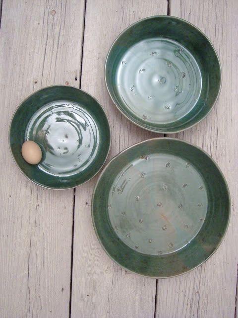 Trippel pie dishes