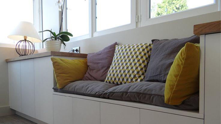 j 39 aime cette photo sur et vous photos nantes and banquettes. Black Bedroom Furniture Sets. Home Design Ideas
