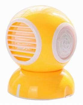 Creative Mini USB Desk Fan Air Conditioning Fan Portable Small Cooling Fan