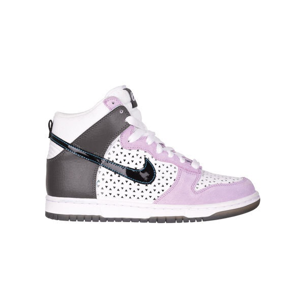 Nike Dunk High 6.0 ($50) ❤ liked on Polyvore