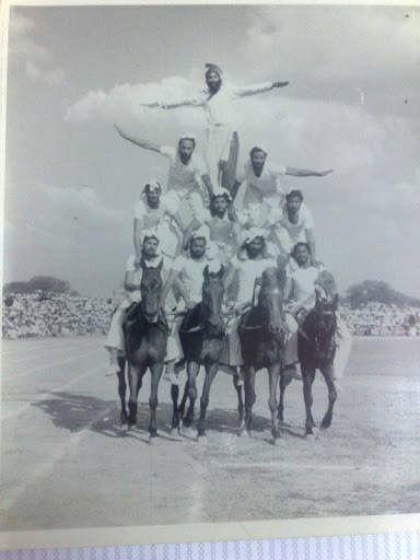 Horse Pyramid - Sikhs