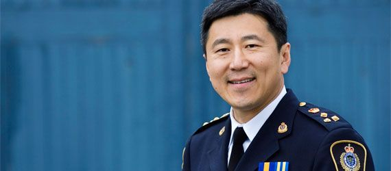 Chief Constable Jim Chu