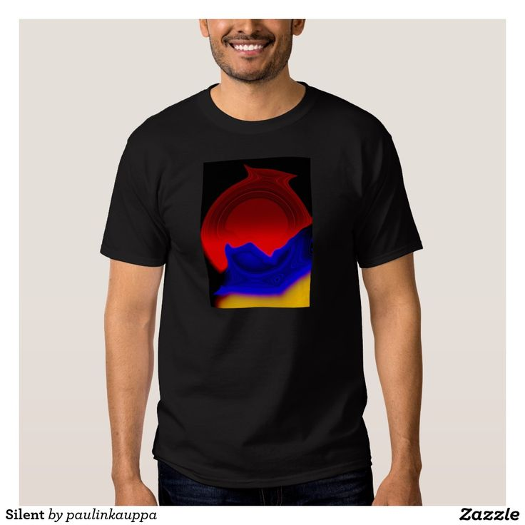 Silent Men's Tee Shirt
