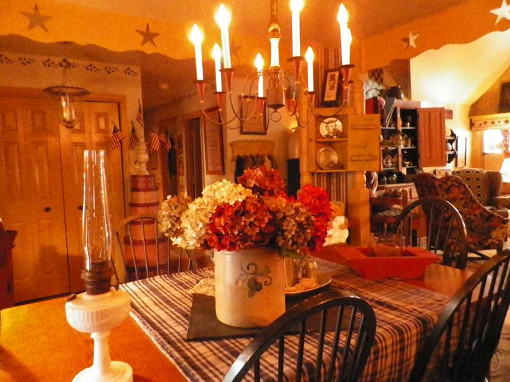 88 Best Dining Room Images On Pinterest Primitive Dining
