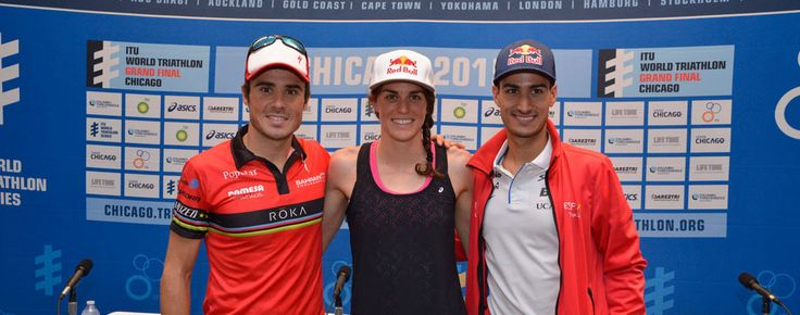 ITU GRAND FINAL CHICAGO Pre-Race Press Conference Quotes
