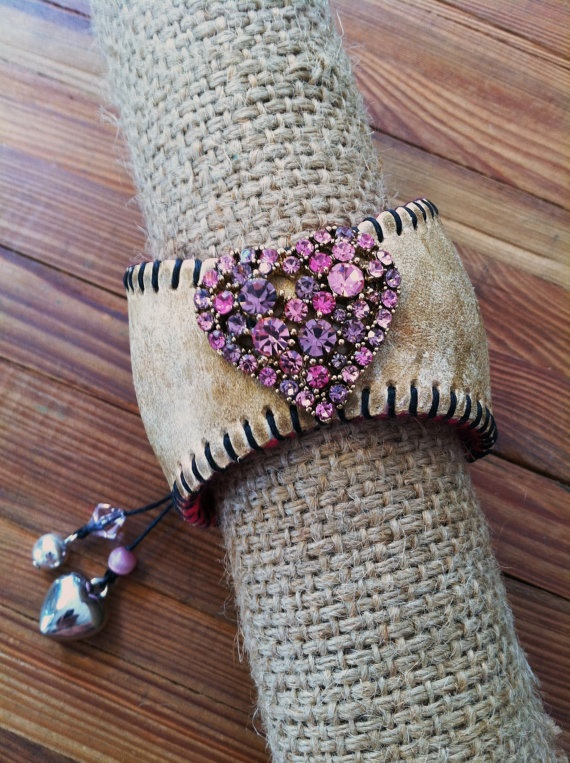 I love baseball bracelet