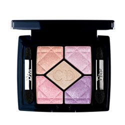 dior palette: perfect colours for spring!
