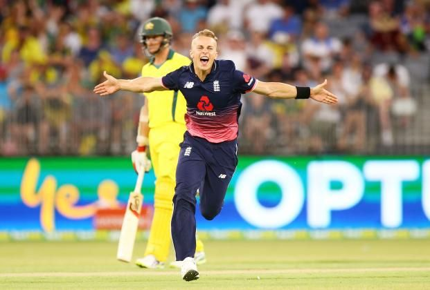 Cricket: Tom Curran stars as England clinch T20 series victory over Australia | Bible Of Sport
