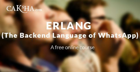 If you intend to design highly scalable applications with millions of concurrent users, then Erlang is the go-to language. V1 of Erlang language was developed by Joe Armstrong in 1986. WhatsApp, Facebook, Yahoo, etc. use Erlang in their backend servers.
