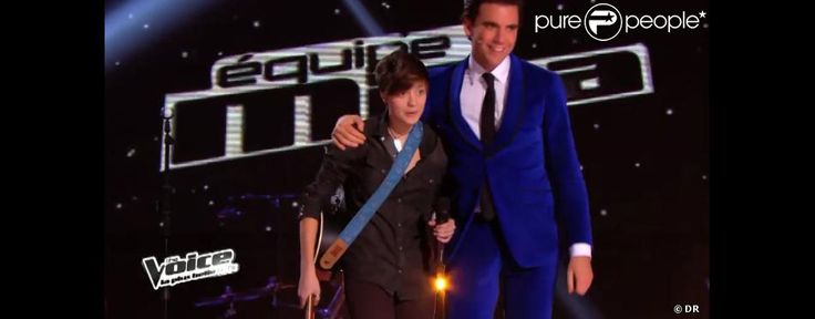 Mika and Elodie The Voice 3