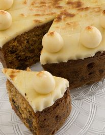 Making this Mary Berry recipe Simnel Cake today for my Marzipan Addict of a husband.