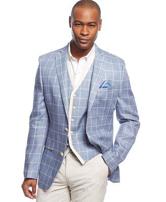 Linen Blazer Mens Fashion