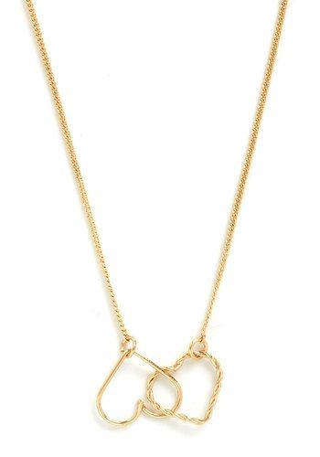 I Link Its Love Necklace, #ModCloth