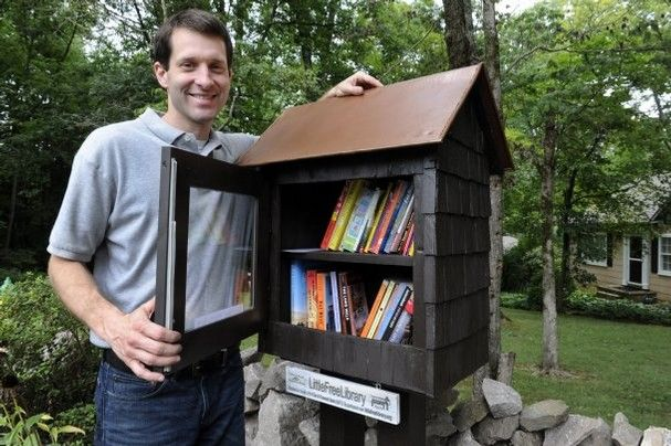 how to build a little free library vancouver