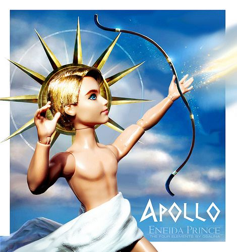 6. Apollo Аполлон (6/13) | by eneida_prince