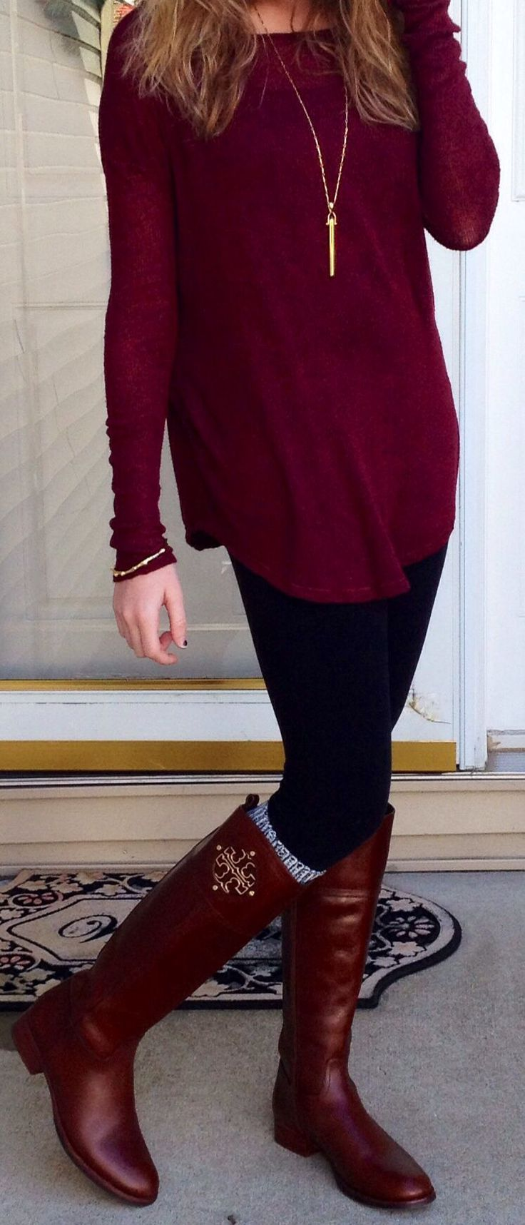 Comfy OUTFIT for fall/winter