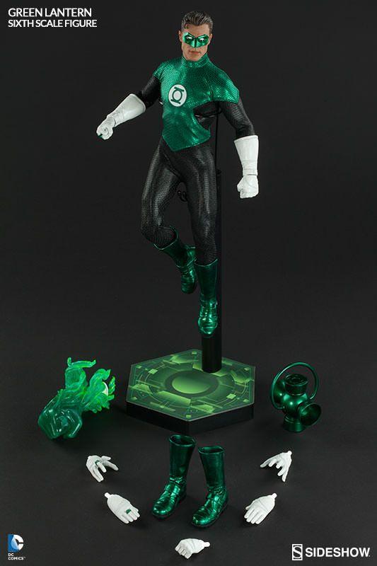 Green Lantern Sideshow Toys Figure Pre-order Starts