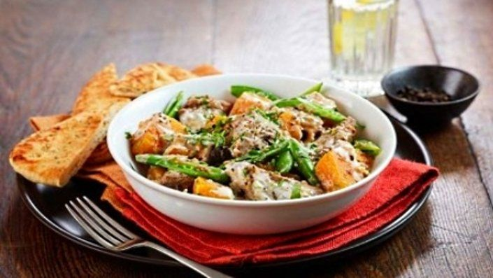 Real Easy Lamb Curry Full Of Flavour