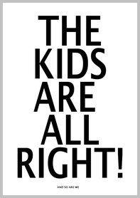 Les enfants ont toujours raison !