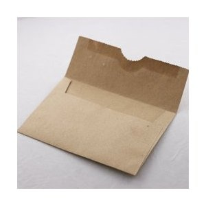 how to make an envelope from paper bag