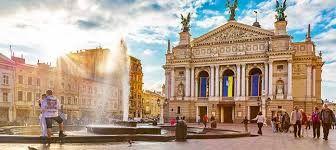 Картинки по запросу оперный театр Львов фото