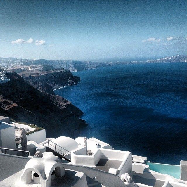 CHROMATA Hotel, Santorini | slvstar @slvstar | Websta