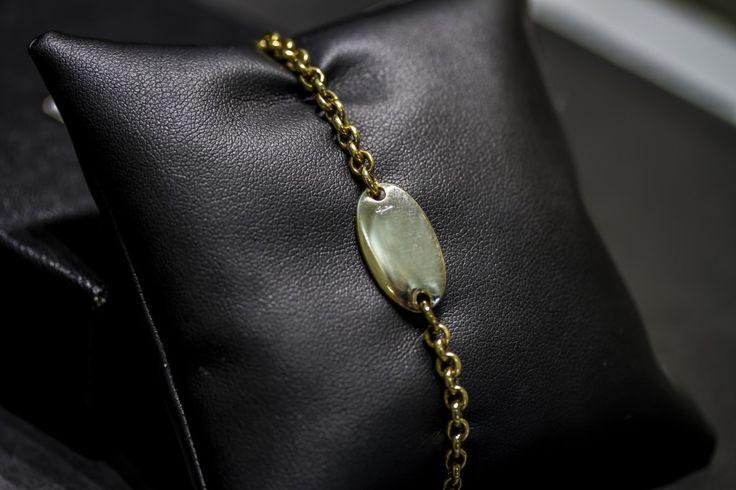 Bracciale Pomellato in oro giallo 18ct prezzo da outlet. gioielleria orolive