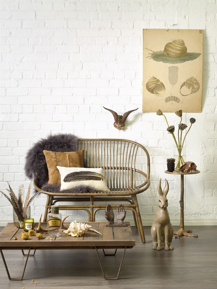 Natural Selection - styled by Kendyl Middelbeek & Samantha Totty. Photography by Melanie Jenkins. Your Home & Garden May 2014.
