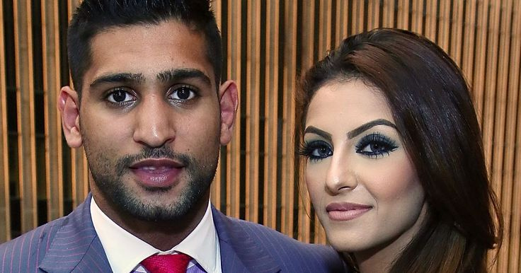 He 'Gave up'so much I wonder if she'll hand them back so he can sew them back on ? The boxer has announced that he's divorcing his wife