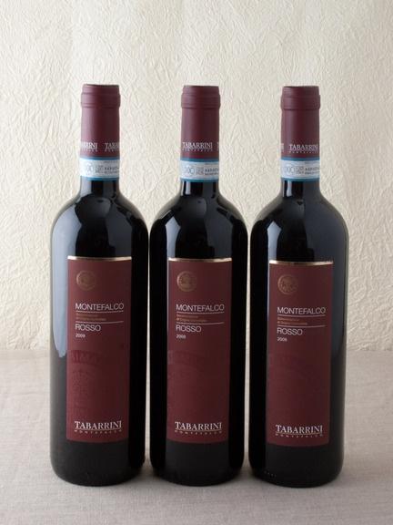 Gilt Wine - Tabarrini Rosso 2009 Trio