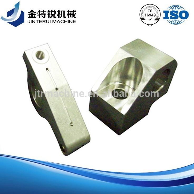 CNC vertical milling machine parts for sale low price
