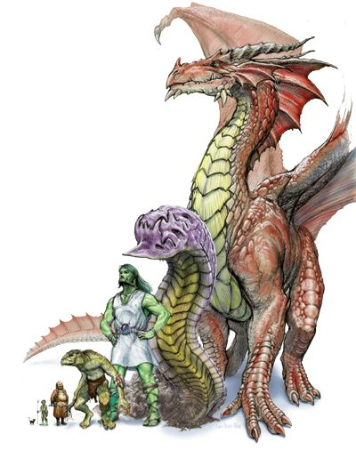 Size matters .....    Unless you have a duo of a Half-Orc named Bjork, and a Dwarf named Ovgol. Then...you are unstoppable!