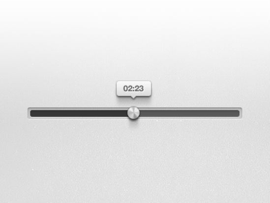The 75 Inspiring Examples of Beautiful Loading Bar Designs - Progress Bar free psd by Jeremy Sallée.