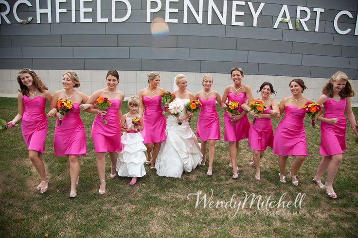 Burchfield penney wedding
