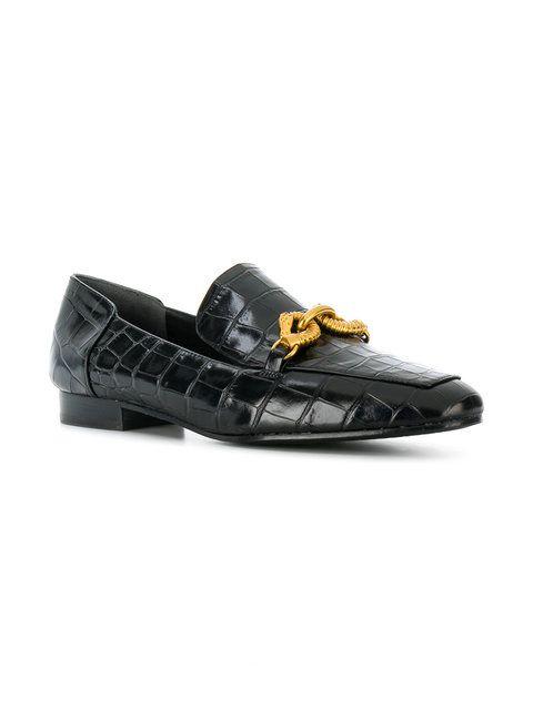 58346f7f1a15 Tory Burch Jessa Horse-hardware Loafers