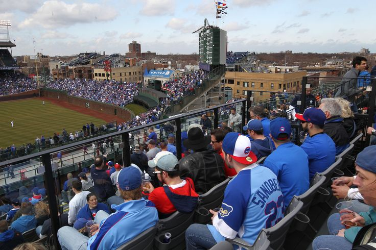 Chicago Cubs, Wrigley rooftops square off in lawsuit today  As Cubs prospects jockey for a position on the roster before opening day, team brass is facing its own battle in a Chicago courtroom.  http://www.chicagotribune.com/business/ct-wrigley-rooftop-cubs-preview-0323-biz-20150322-story.html