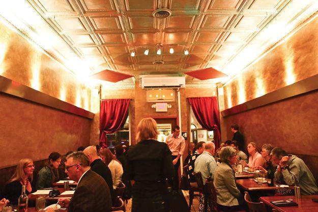 Restaurant Week Oakland Pittsburgh