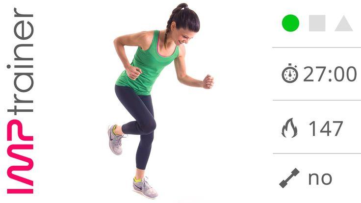 Home Fitness! Allenamento GAG Senza Salti (Principianti)