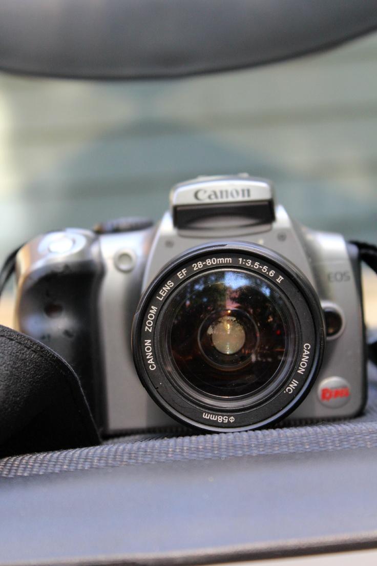 Canon EOS Rebel/Canon EOS 300D