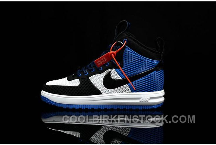 http://www.coolbirkenstock.com/online-discount-nike-lunar-force-1-duckboot-kpu-black-white-blue.html ONLINE DISCOUNT NIKE LUNAR FORCE 1 DUCKBOOT KPU BLACK WHITE BLUE Only $85.00 , Free Shipping!