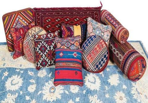 Buy fine quality Persian or Turkish Cushions from Rug Direct at affordable cost in NZ.