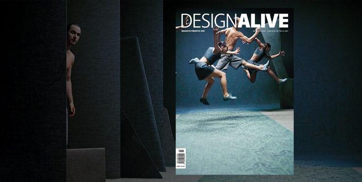 Design Alive | Przegląd prasy