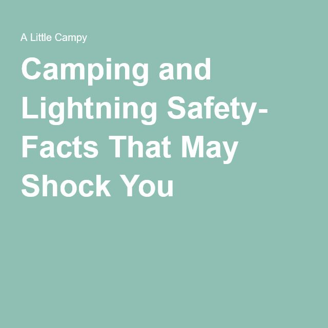 25 best ideas about lightning safety on pinterest home for Home safety facts