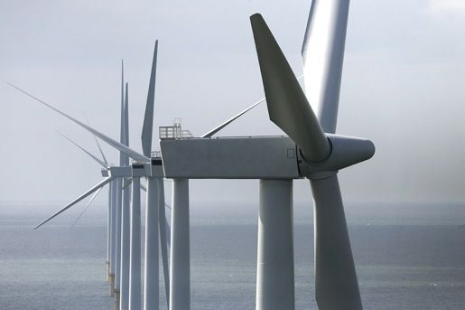 """Danish wind energy giant DONG Energy announced this week that it plans to integrate a battery storage system into the 90 megawatt Burbo Bank Offshore Wind Farm, a self-proclaimed """"first of its kind wind power and battery hybrid system."""" https://cleantechnica.com/2017/06/08/dong-energy-integrate-battery-storage-burbo-bank-offshore-wind-farm/?utm_source=feedburner&utm_medium=feed&utm_campaign=Feed%3A+IM-cleantechnica+%28CleanTechnica%29"""