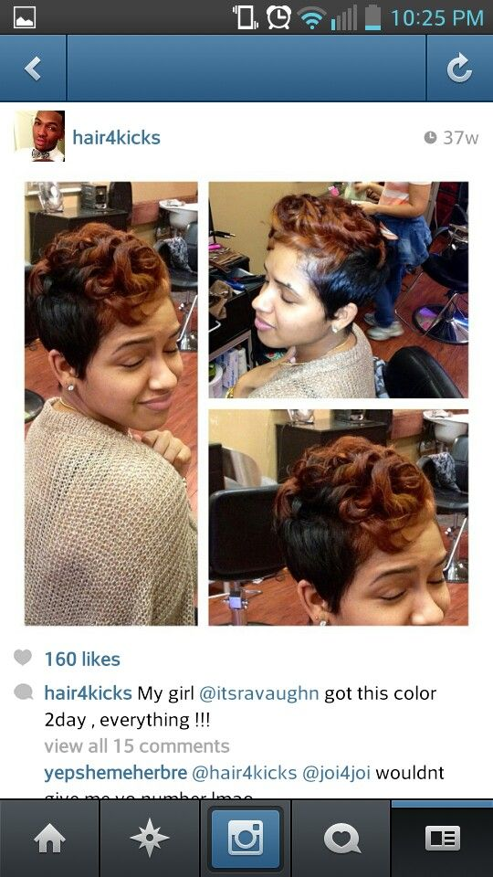 I want this style soooo bad I'm like obsessed but I'm not sure I can pull it off!!!