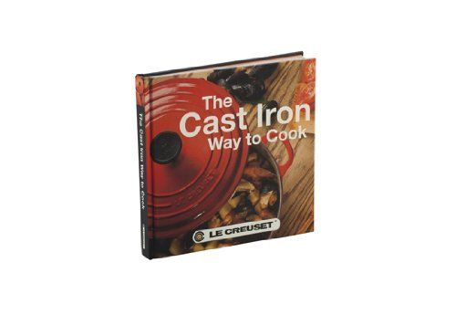 Le Creuset Cast Iron Way to Cook Cookbook-2nd Edition by Le Creuset of America. $24.95. MB4 Features: -Recipes for cast iron cookware. Dimensions: -Dimensions: 7.75'' W x 10'' H.