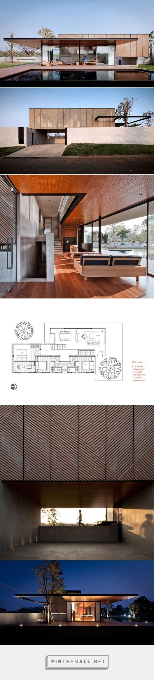 KA House / IDIN Architects | ArchDaily - created via http://pinthemall.net