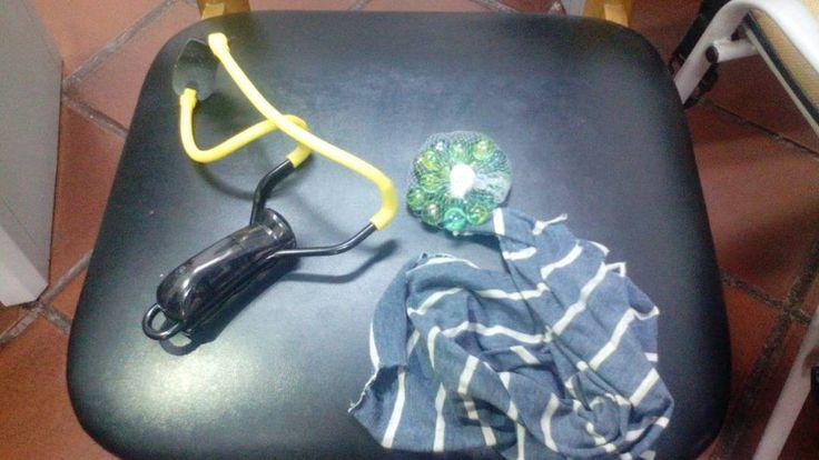 @carlosaceron: Lo que encontraron los técnicos antiexplosivos en la oficina del procurador en #Popayán hace unos minutos.
