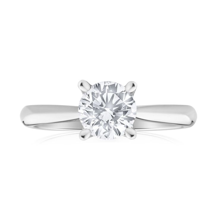 Ring, solitaire ring, engagement ring, diamond ring, online jewellery, gold, grahams jewellers