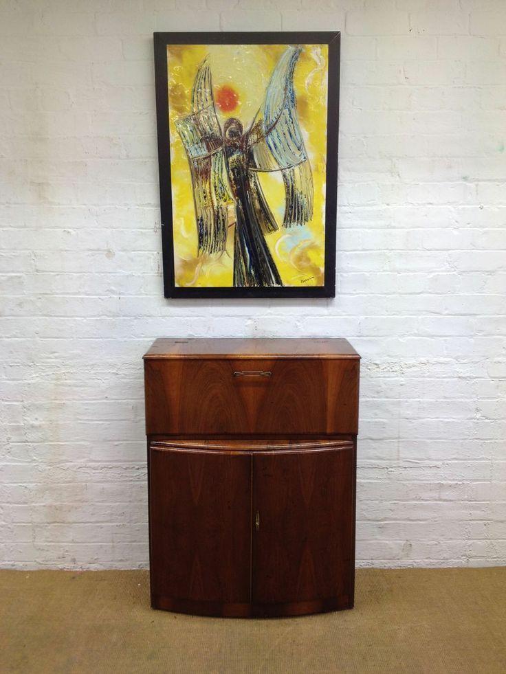 Bar Hutch Cabinet